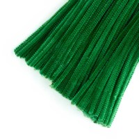 Green Pipe Cleaners - Pipe Cleaners - Chenille Stems ...