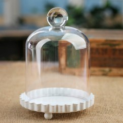 Bridal Shower Invitations Kitchen Theme Buy Metal Cabinets Acrylic Dome Cloche With Base - Decorative ...