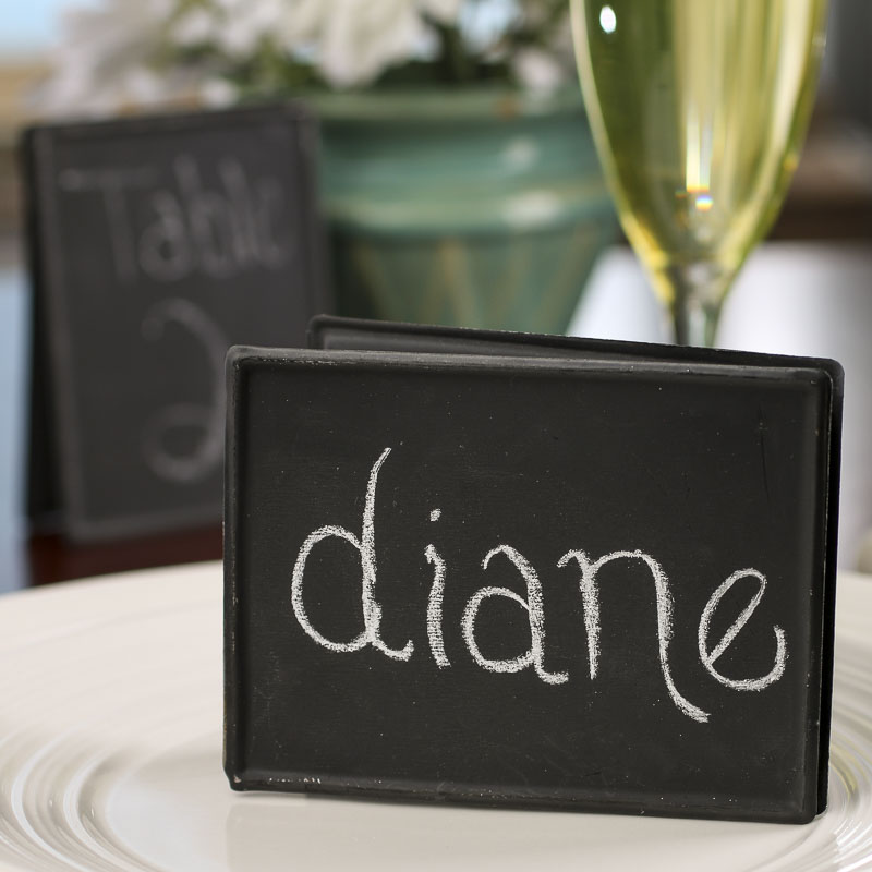 Small Chalkboard Table Signs  Mini Chalkboards  Basic Craft Supplies  Craft Supplies