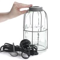 Large Mason Jar Pendant Lamp Kit - On Sale - Home Decor