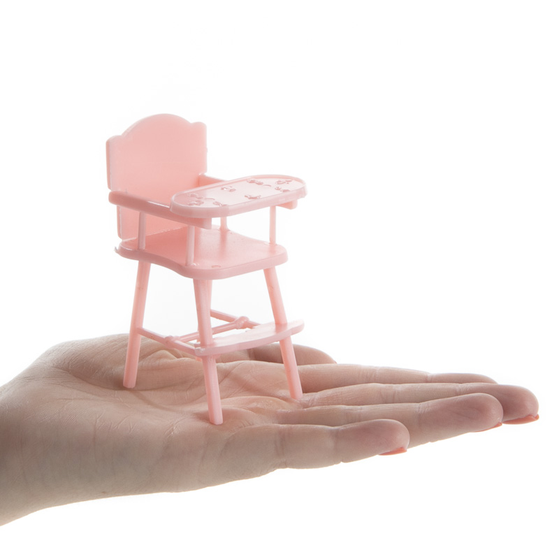 Pink Baby High Chair Shower Favors  Whats New