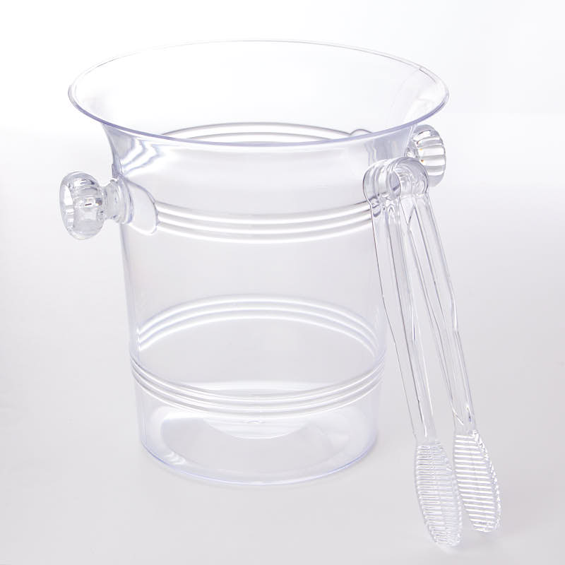 kitchen tongs best soap dispenser clear acrylic ice bucket and - utensils ...
