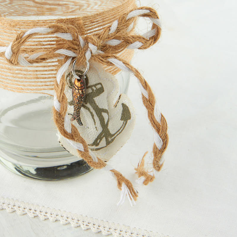Anchor Tealight Candle Holder