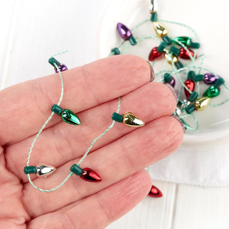 Miniature Light Bulbs Crafts