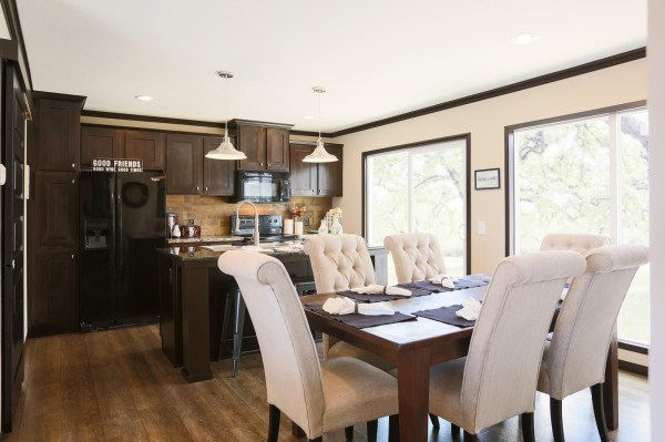 California Patriot Home Kitchen Factory Direct Homes - Year
