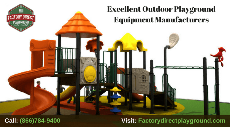 Excellent Outdoor Playground Equipment Manufacturers