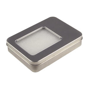 USB flash drive Package- Tin Box