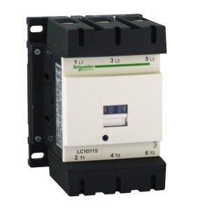 product Name: LC1D115 Magnetic Contactor