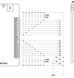 schneider m340 bmxddo1602 output module  [ 1952 x 1474 Pixel ]