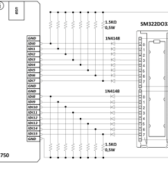 plc wiring diagram wiring diagram third level rh 5 14 20 jacobwinterstein com micrologix 1400 wiring diagram to plc trainer micrologix 1400 wiring diagram  [ 1913 x 1302 Pixel ]