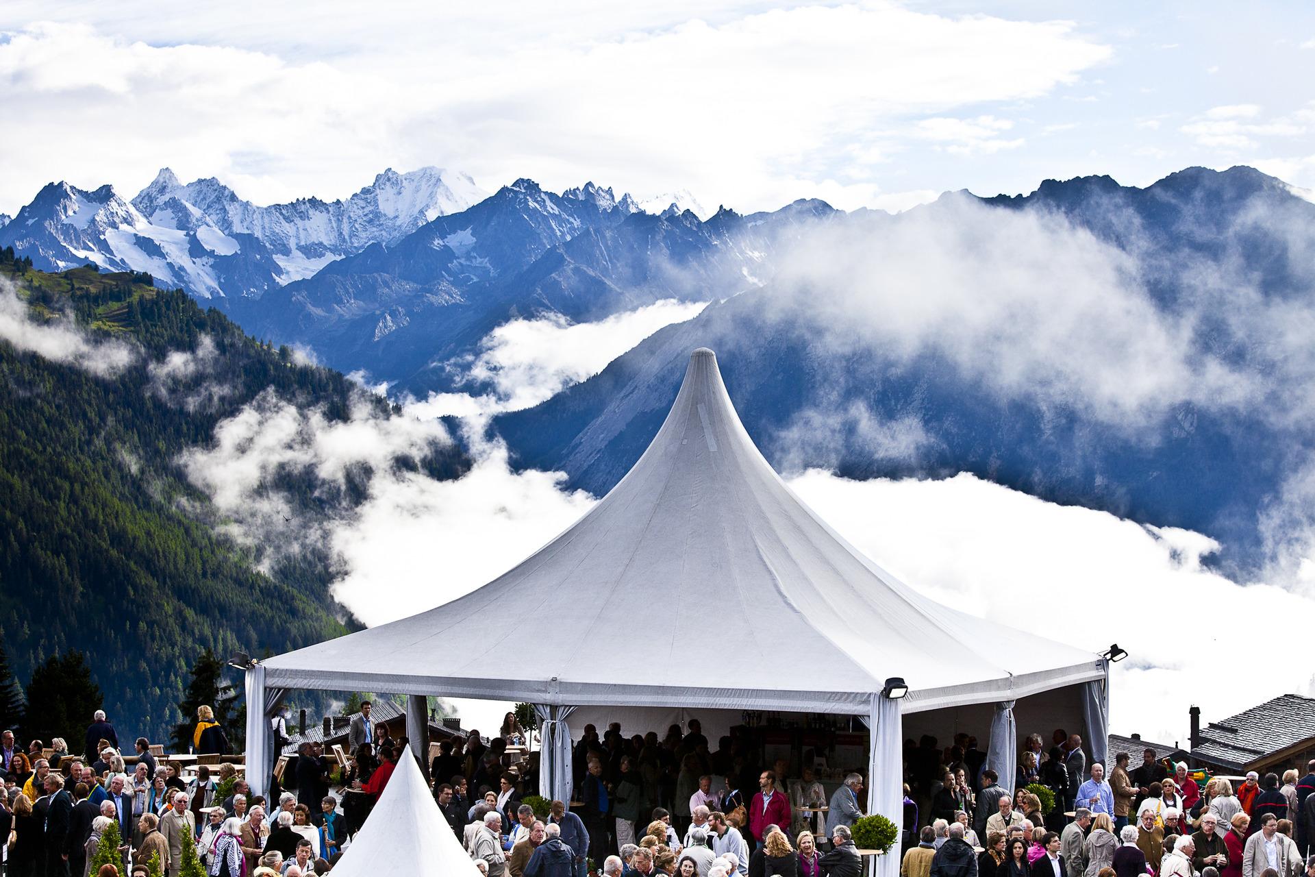 Verbier Switzerland Music Festival