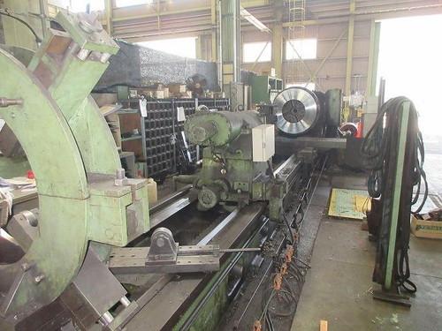 5.0m旋盤 DAINICHI 大日金屬 H-24|中古機械の販売・買取は ...