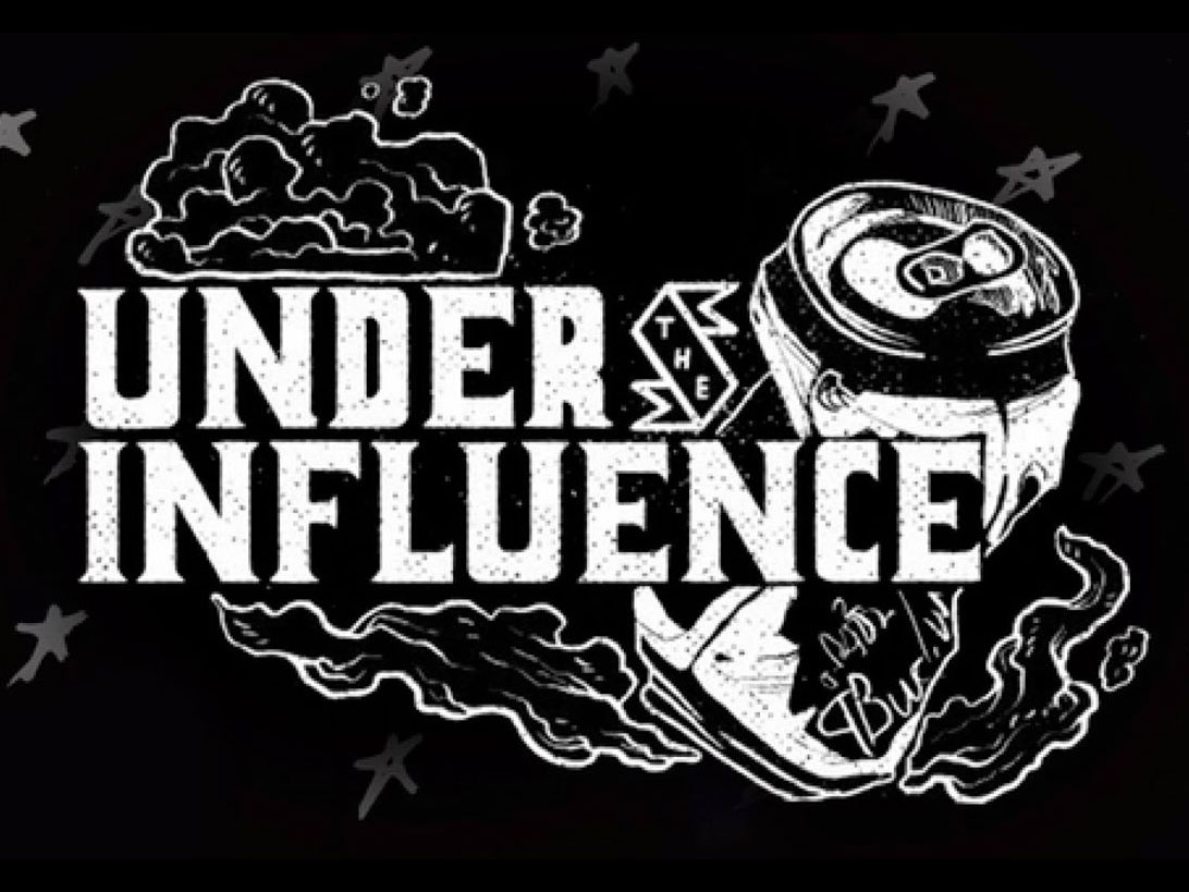 Under The Influence rolls on with Akela Moon & Monarck Lisa at Portland House of Music tonight
