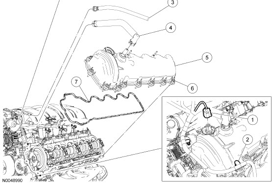 Ford Mustang 2007 – Service Manual Download