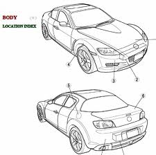2004 Mazda RX8 Owners User Manual