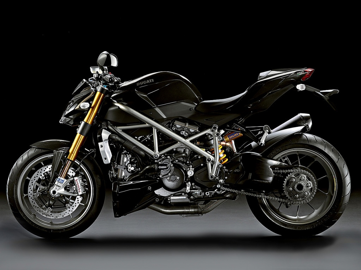 Ducati Streetfighter 1098 Factorytwofour