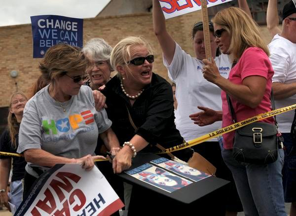 Protest against ObamaCare & Nancy Pelosi in Colorado (click image for report from The Denver Post)