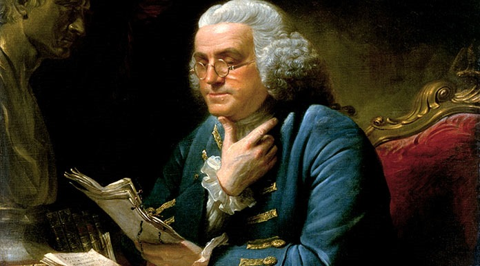 07. Benjamin Franklin