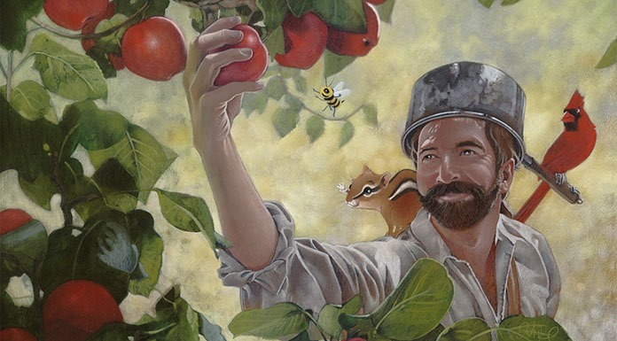 08. Johnny Appleseed