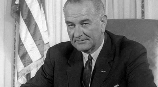 09. Lyndon Johnson