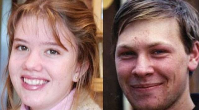Julian Buchwald and Carolynne Watson