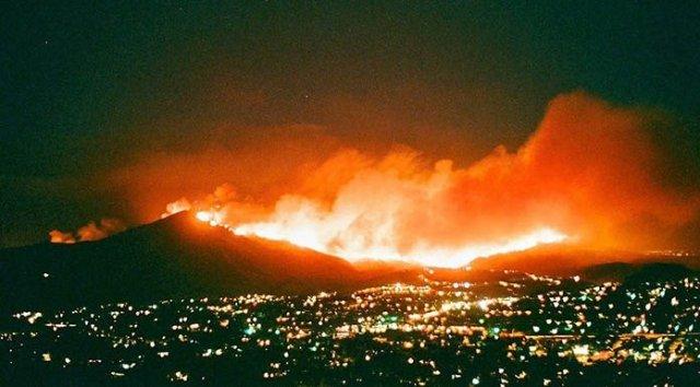 Cedar Fire
