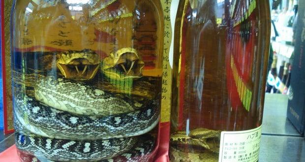 Pit Viper booze