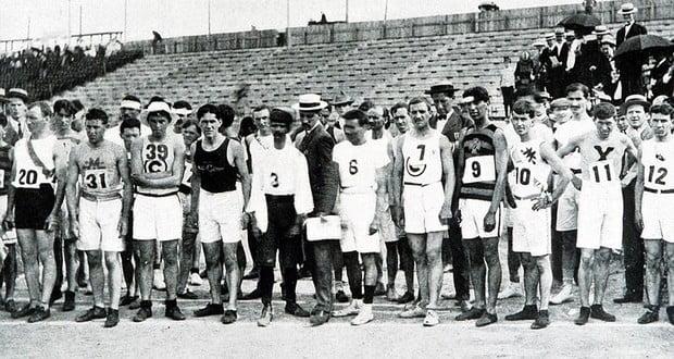 1904 Olympics marathon
