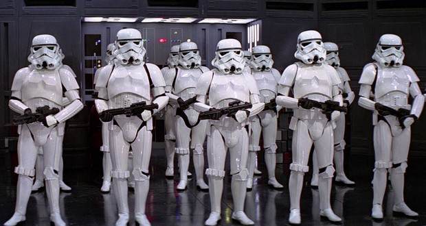 Stormtroopers types