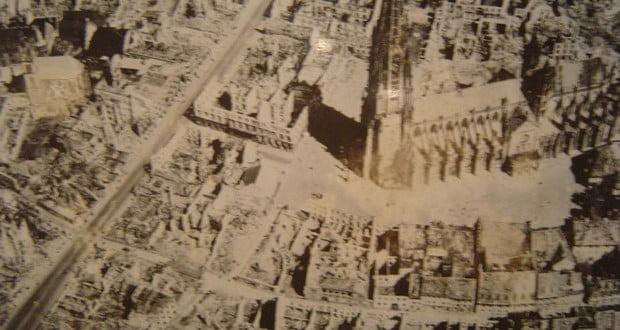 Bombing of Freiburg