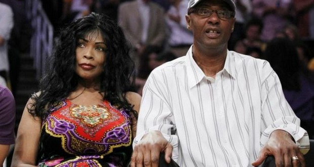 Kobe Bryant's parents