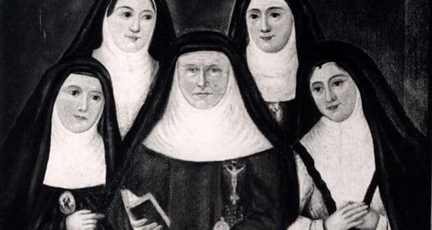Nuns meowing