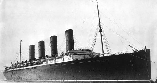 RMS Lusitania disaster