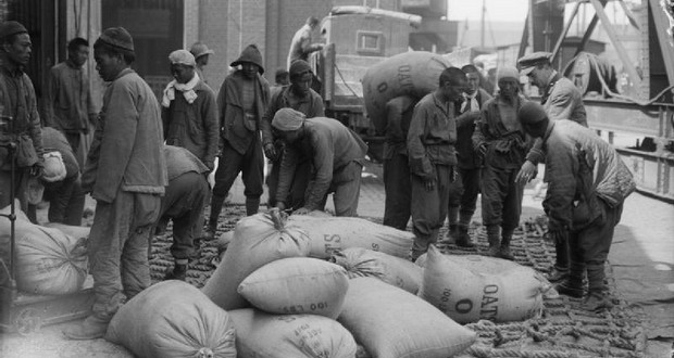Chinese laborers Corps