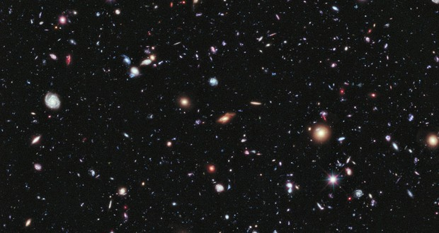 Matter in the universe