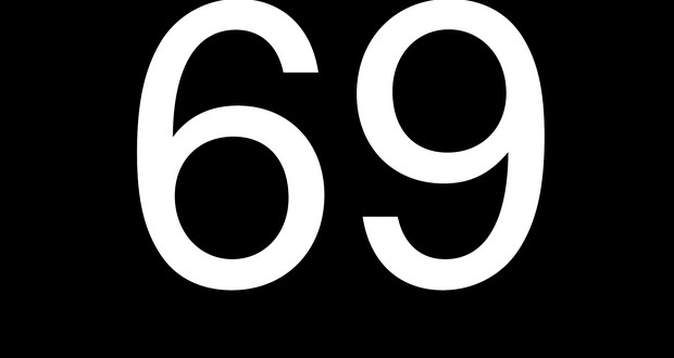 69 jersey number in NBA