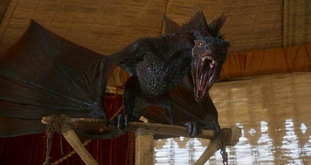 Dragon's scream