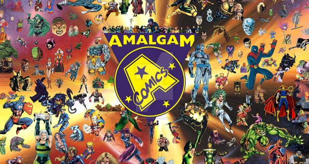 Birth of Amalgam Comics