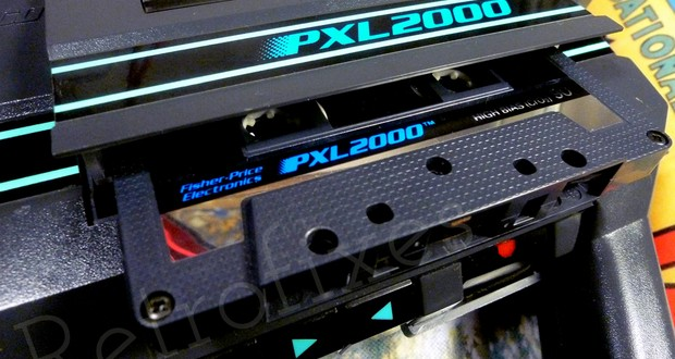 PXL-2000 camcorder