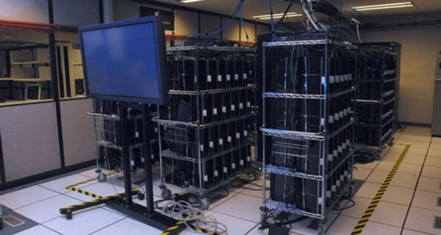 Condor Cluster Supercomputer