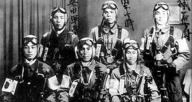 Kamikaze training