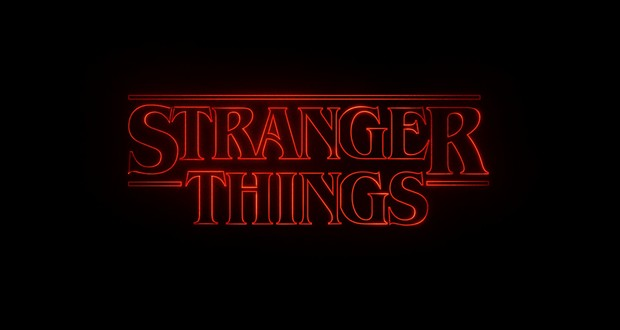 Stranger things font