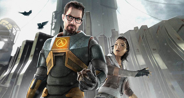 Half-life 2 game