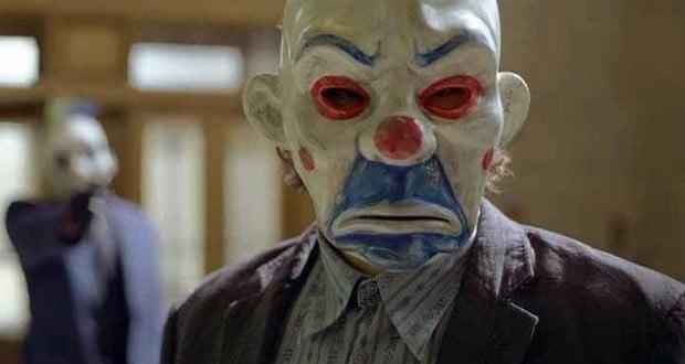 Joker's mask