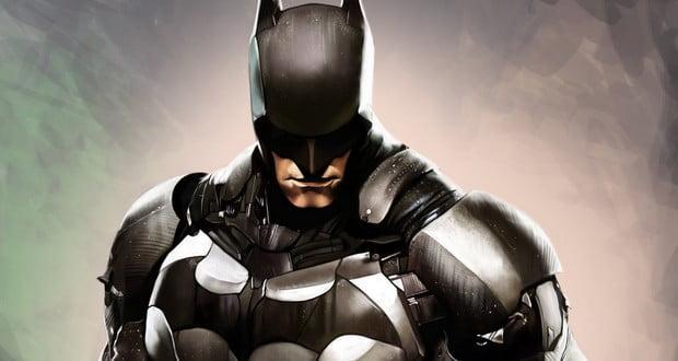 Batman's willpower