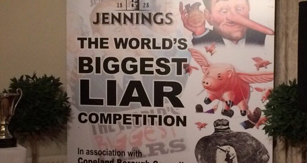 Liar competition