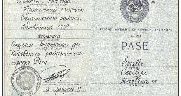 Fake passport identification