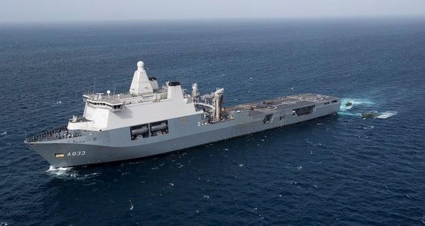HNLMS Karel Doorman (R81)