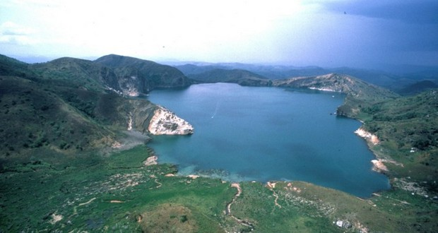 Lake Nyos disaster
