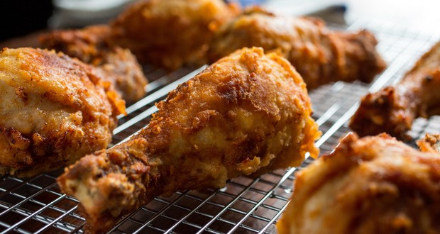 Fried chicken sterotype